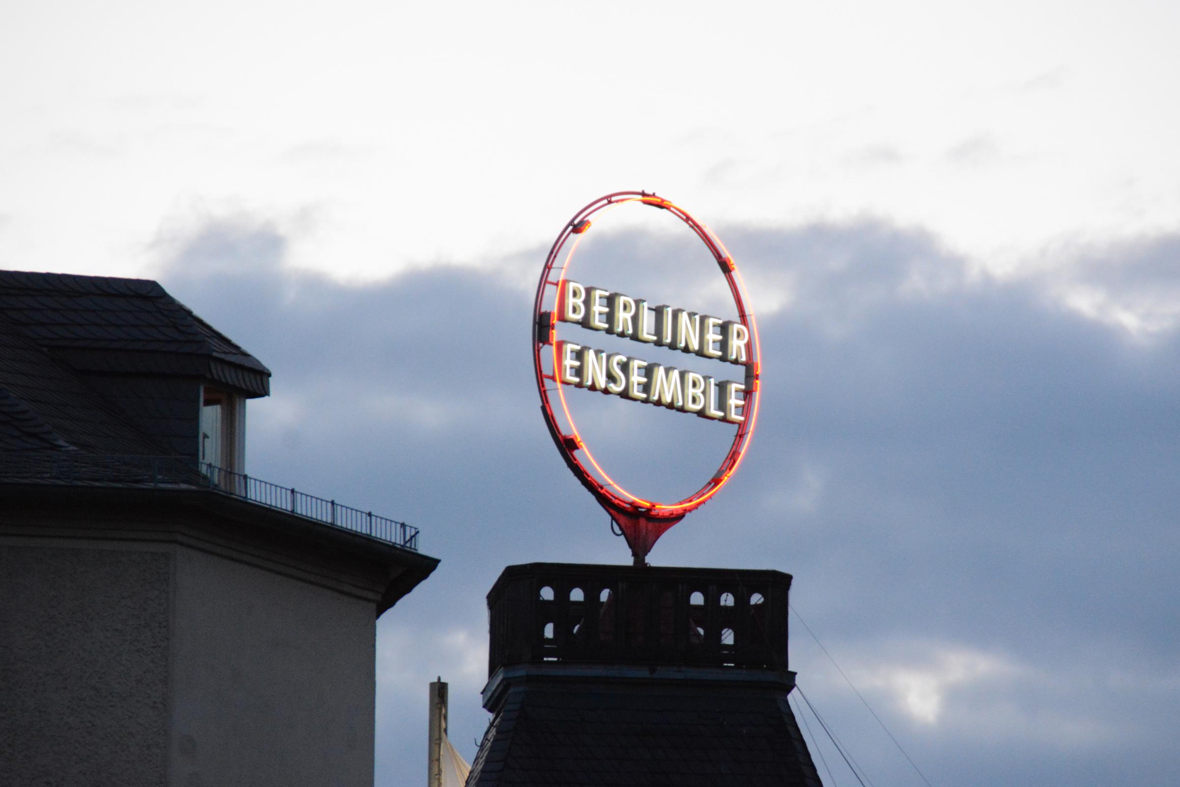 Berliner Ensemble am Schiffbauerdamm