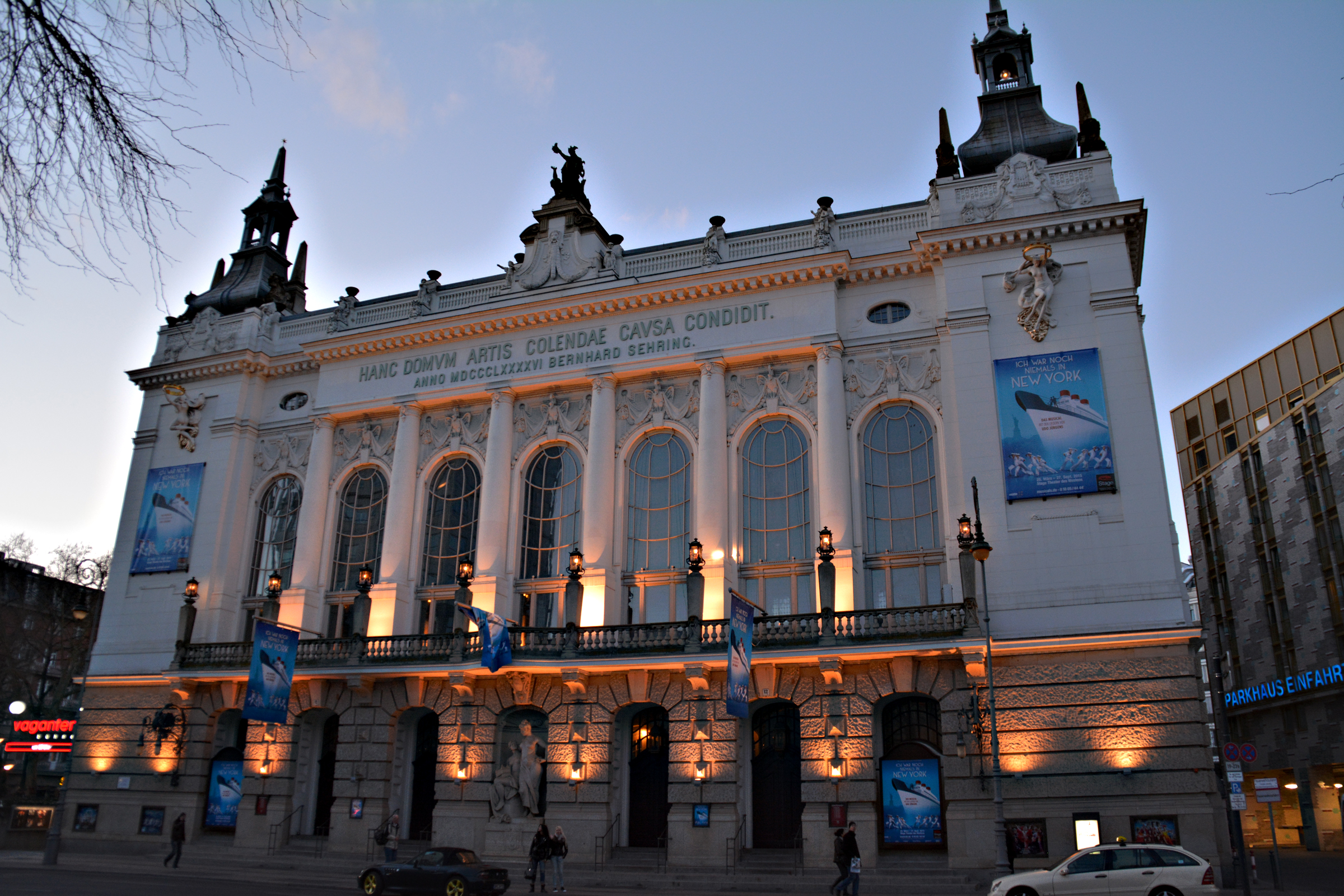 Theater des Westens. Foto: Ulrich Horb