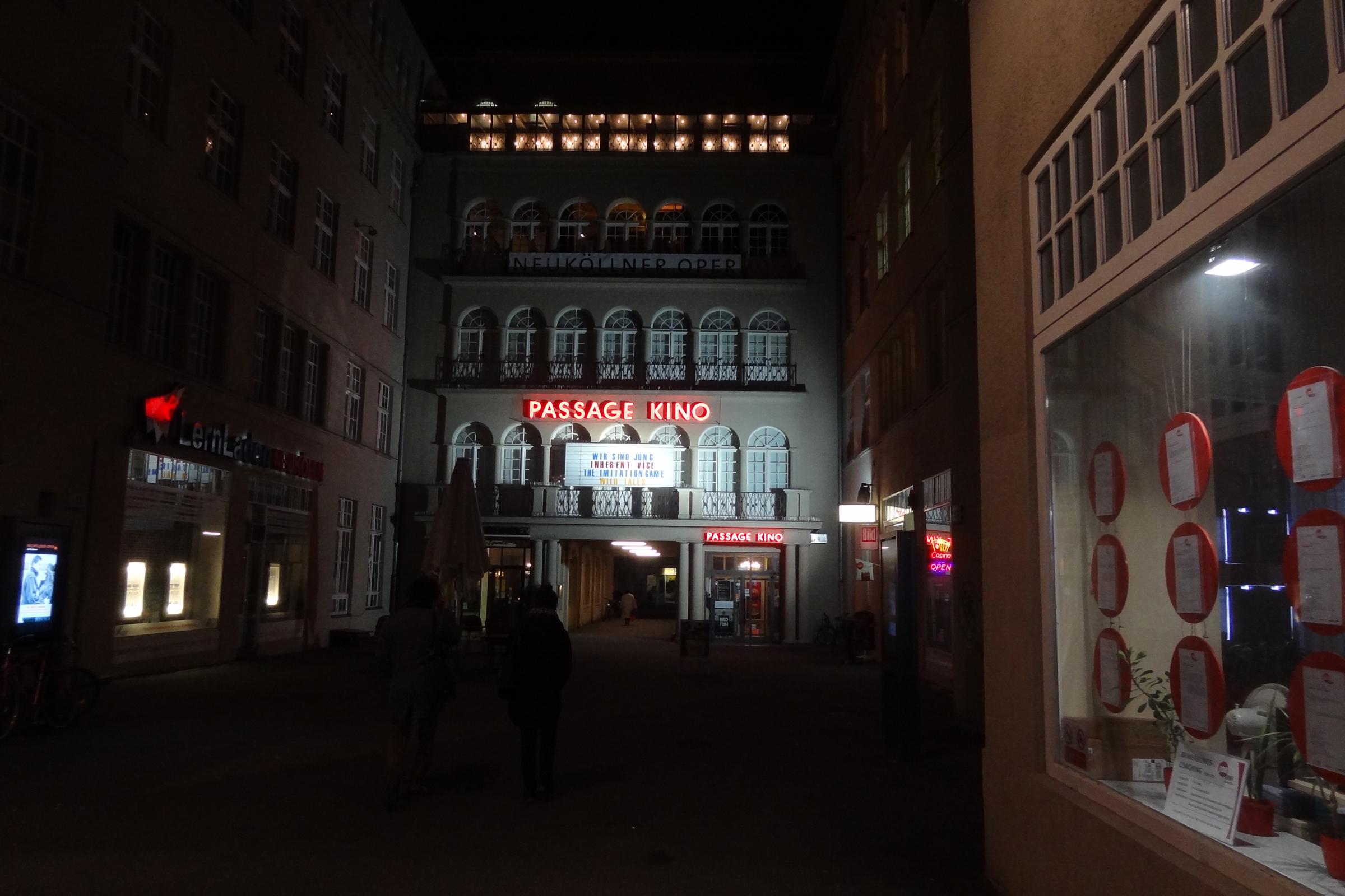 Passage Kino Neukölln