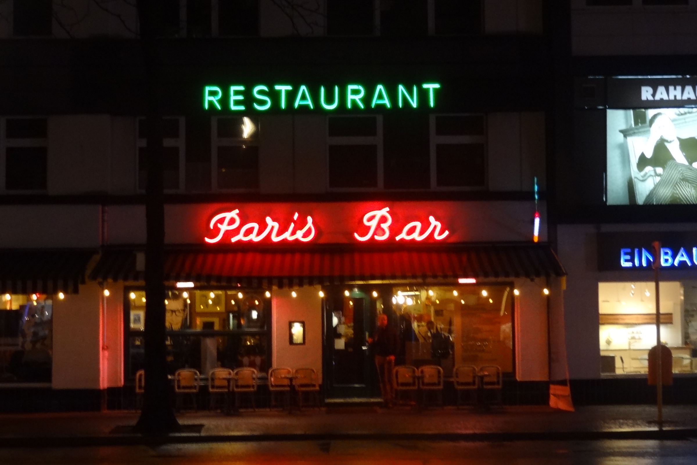Paris-Bar