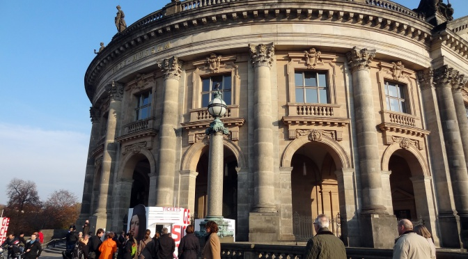 Museumsinsel mit dem Bode-Museum. Foto: Ulrich Horb