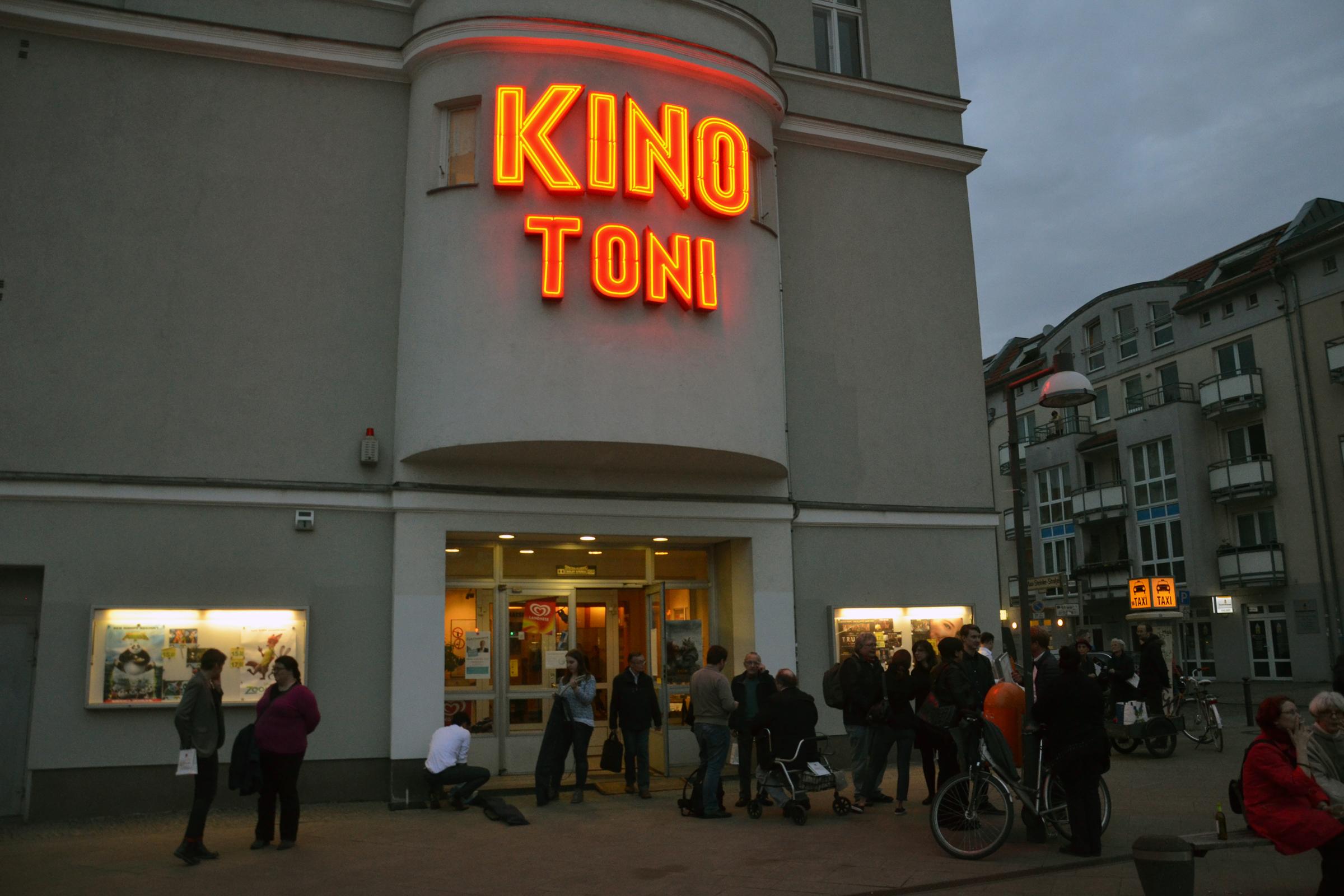 Kino Toni am Antonplatz in Weißensee. Foto: Ulrich Horb