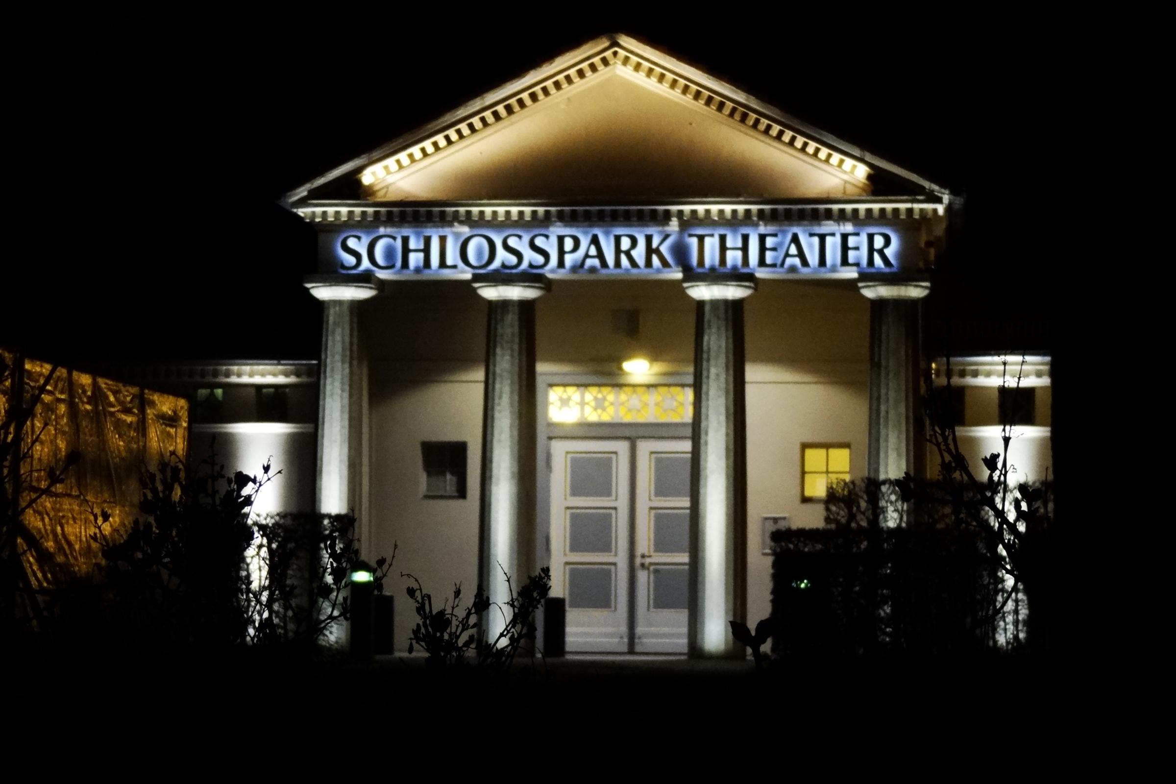 Schlosspark-Theater in Steglitz. Foto: Ulrich Horb