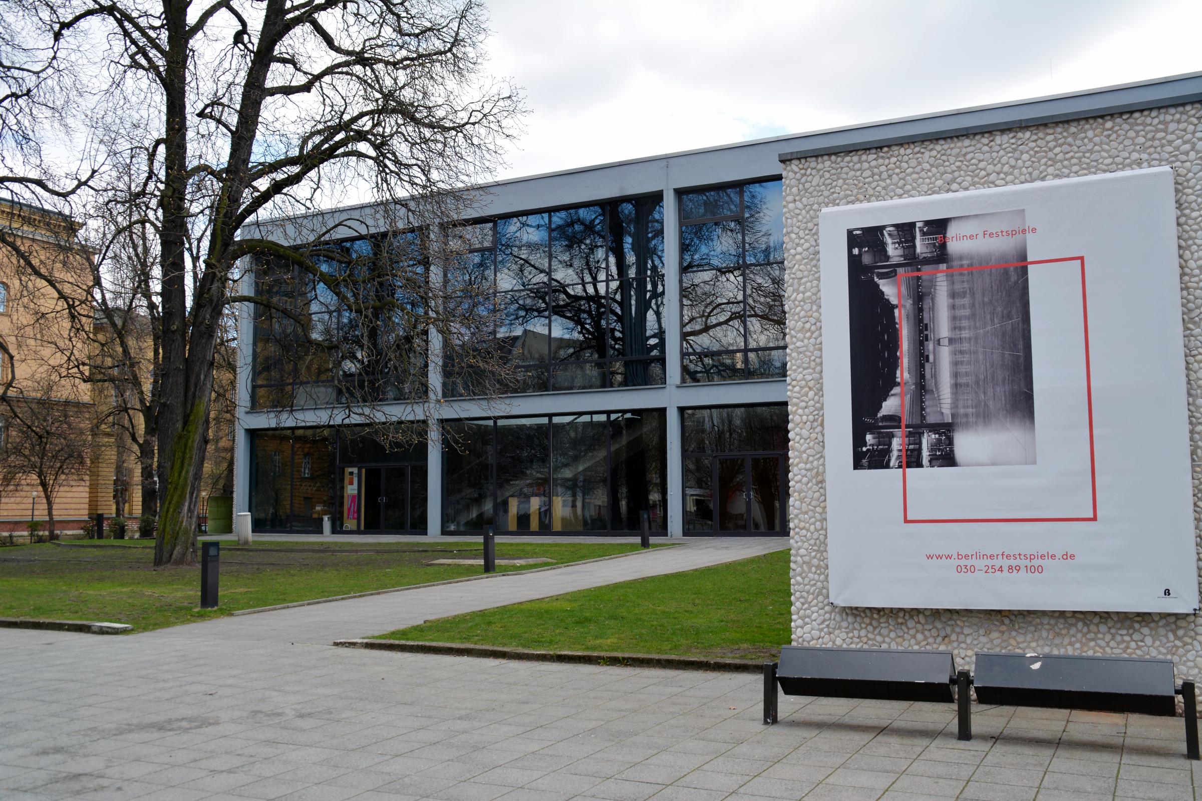 Berliner Festspiele Theater der Freien Volksbühne