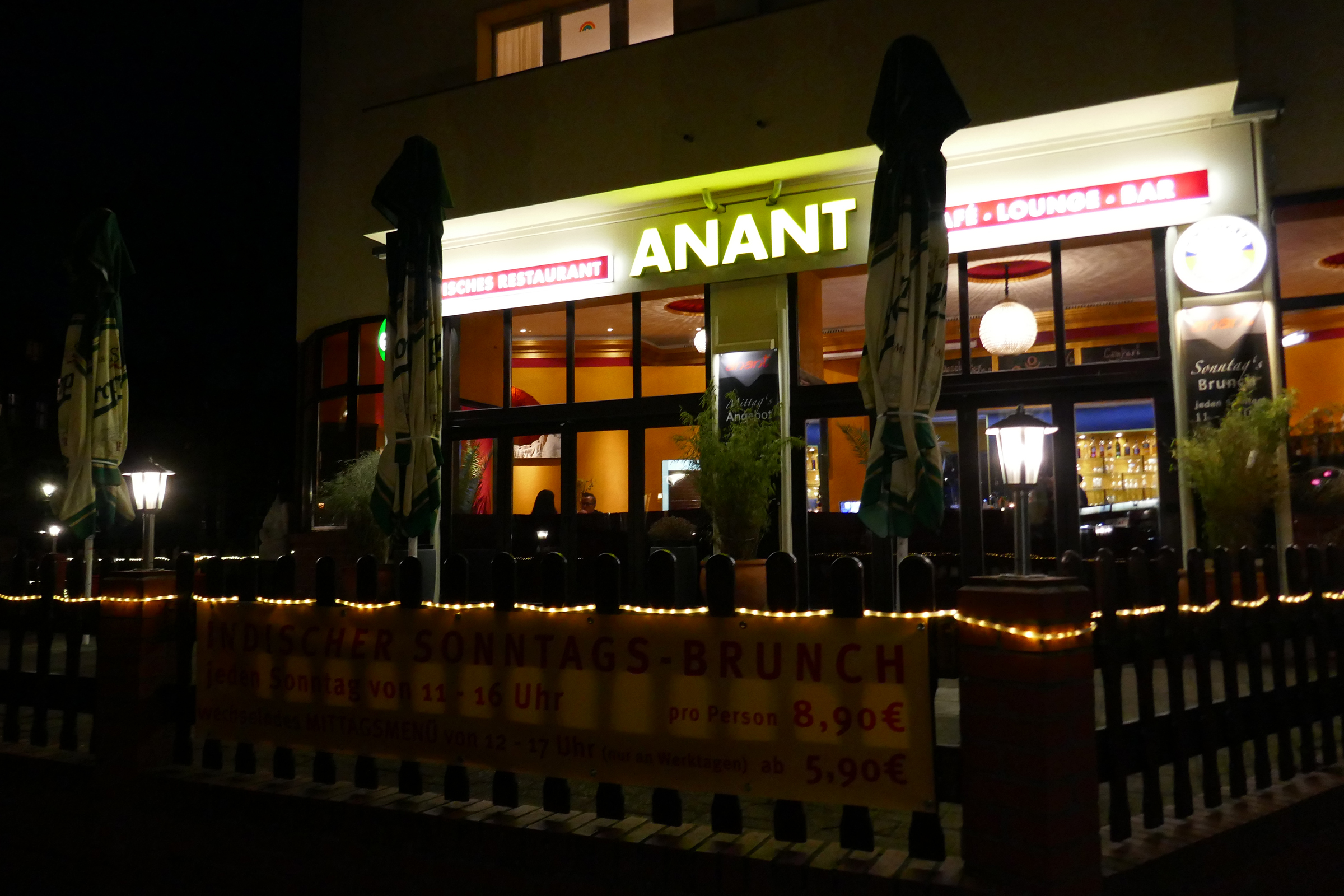 Anant, Friedenau. Foto: Ulrich Horb