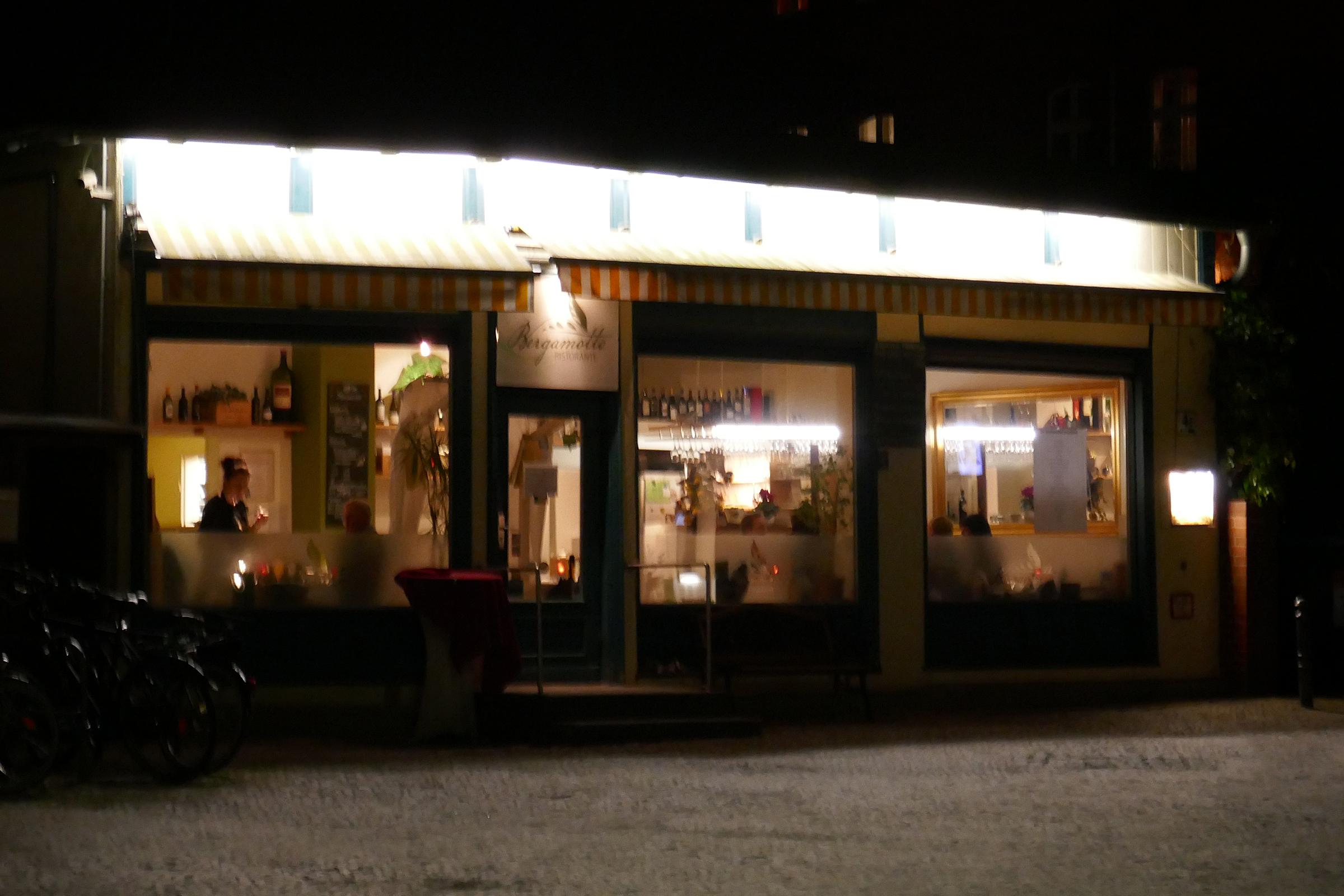 Bergamotto Friedenau. Foto: Ulrich Horb