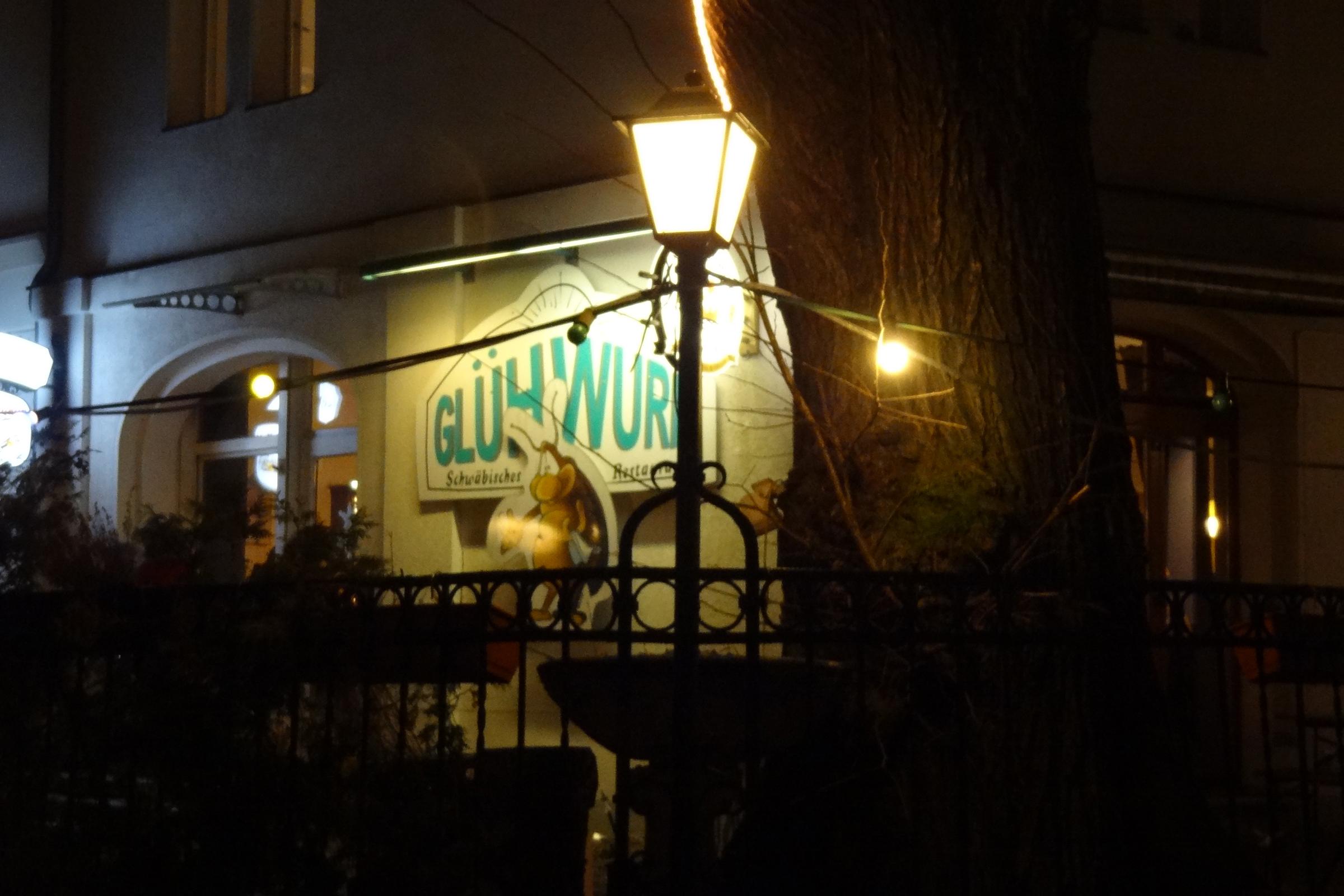 Glühwurm Friedenau. Foto: Ulrich Horb