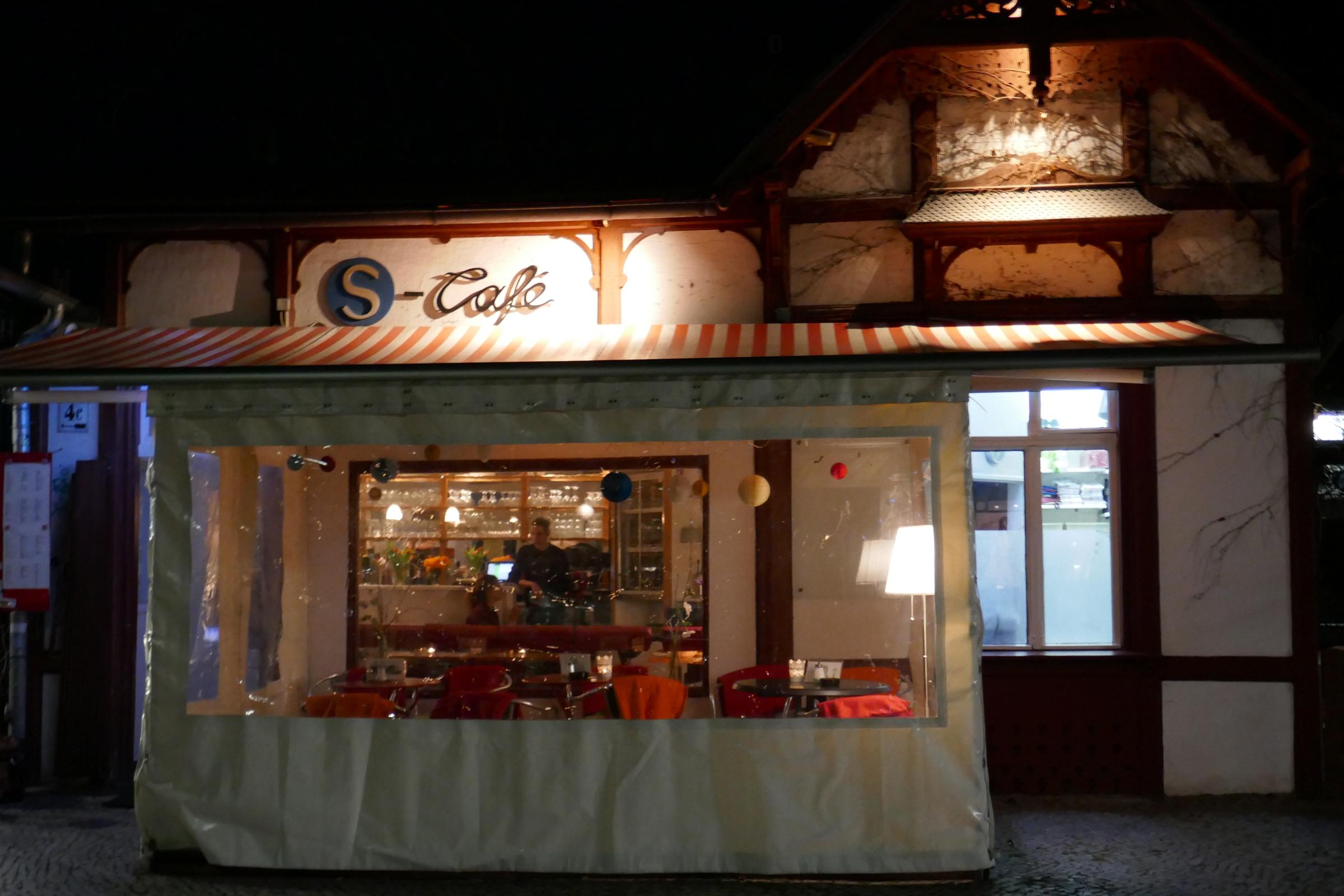 S-Café Friedenau. Foto: Ulrich Horb