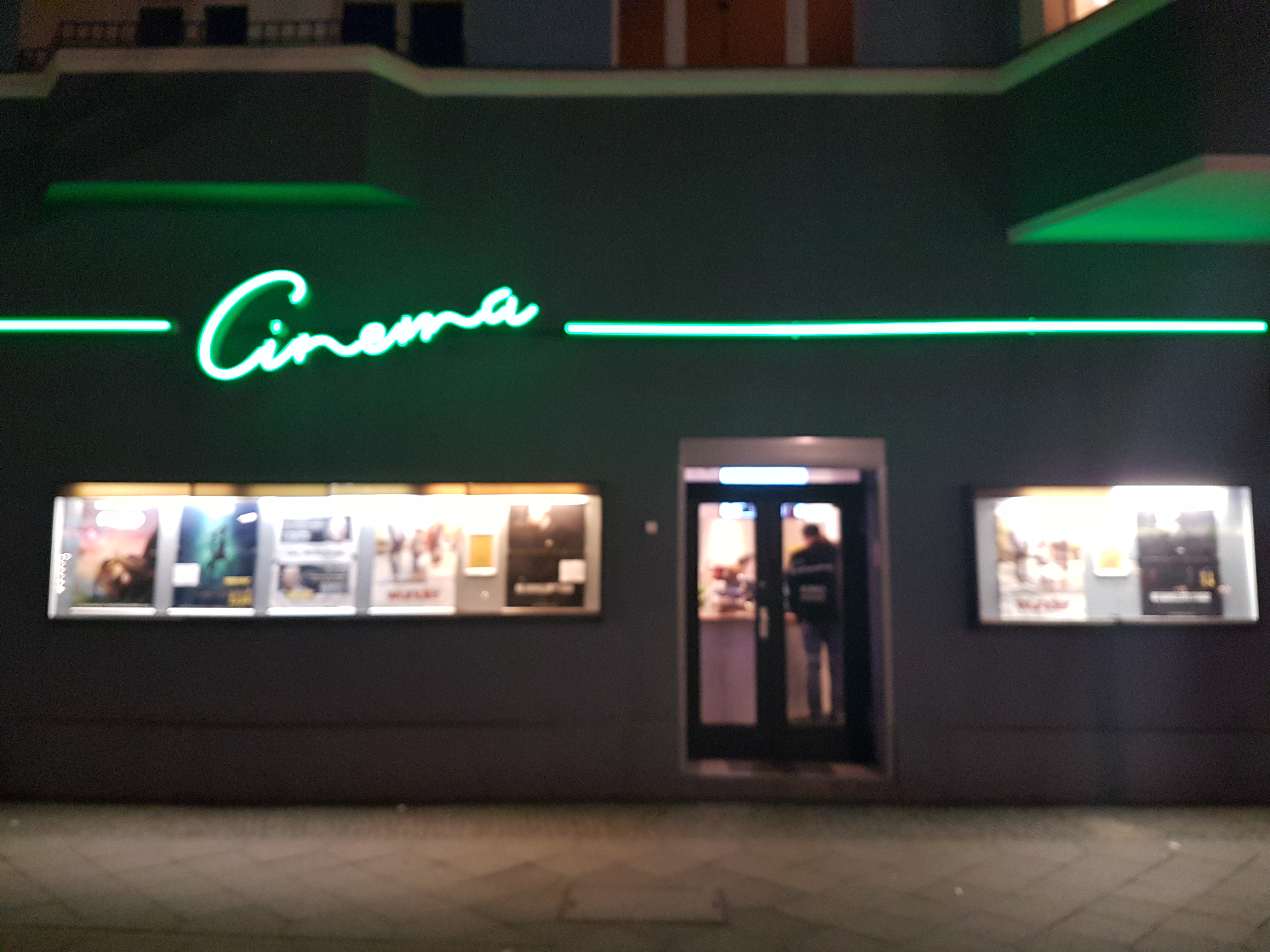 Cinema an der Bundesallee 111. Foto: Ulrich Horb