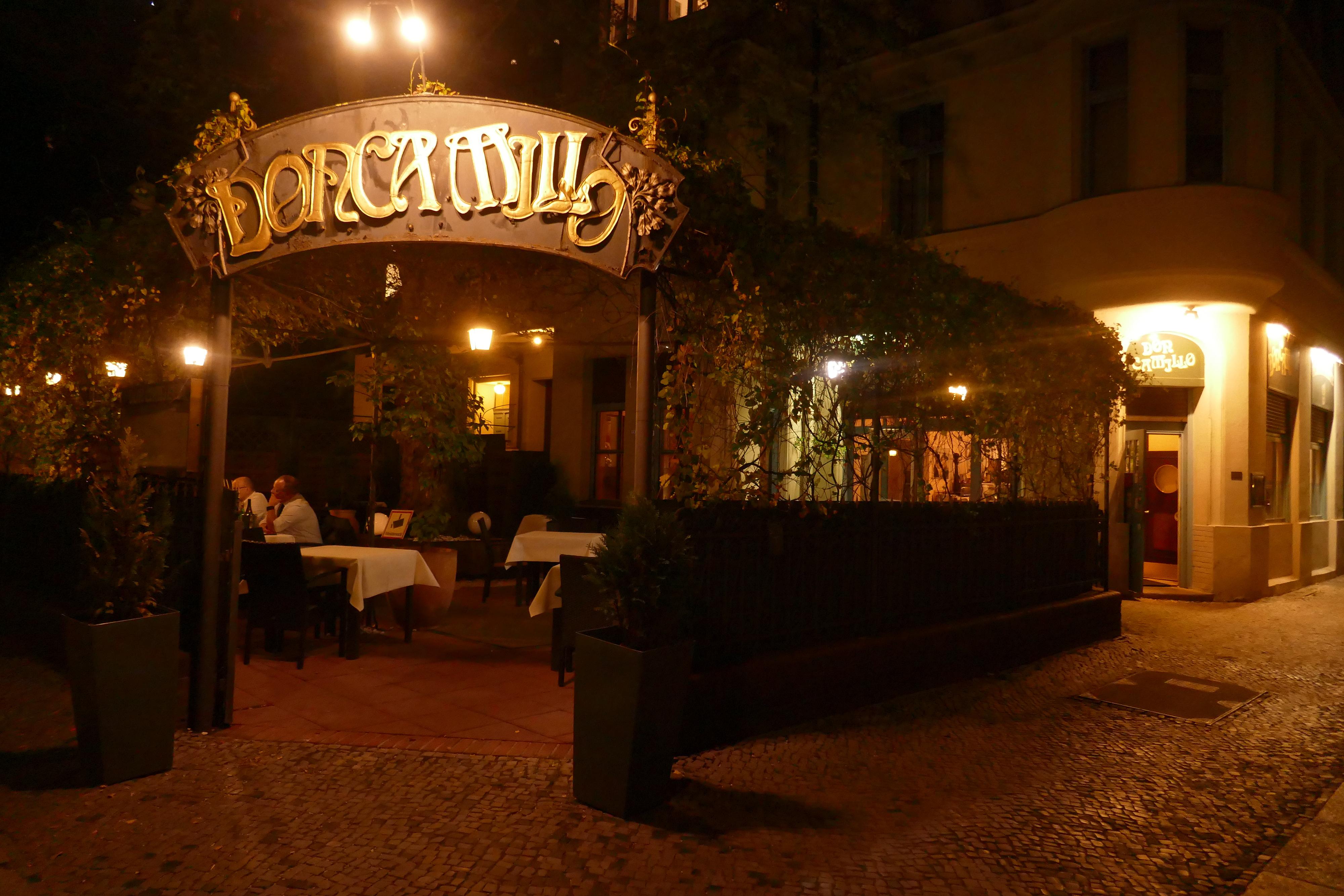 Don Camillo in der Schlossstraße. Foto: Ulrich Horb