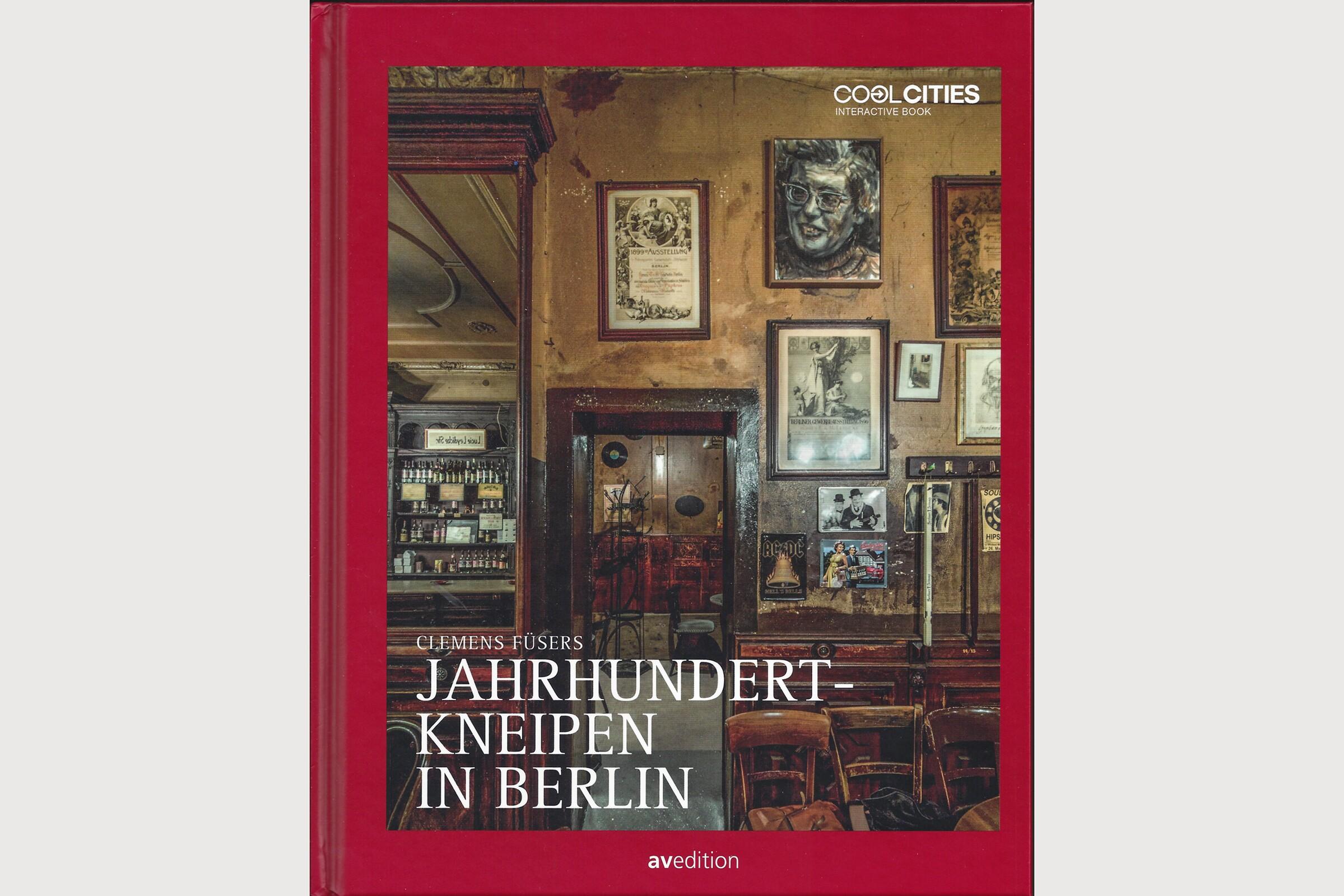 """Cover """"Jahrhundertkneipen"""""""